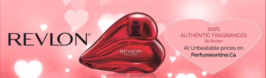 Revlon Perfumes and Colognes