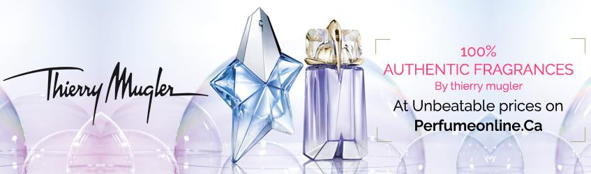 Thierry Mugler Perfumes and Cologne