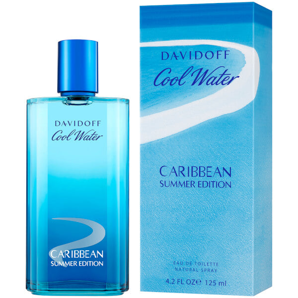 Davidoff Cool Water Summer Cologne for Men by Davidoff