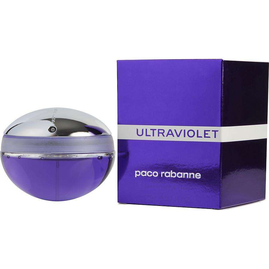 Perfume Ultraviolet: description of the fragrance, reviews. Perfumery Paco Rabanne Ultraviolet water 54