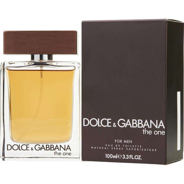 D&G The One Edt Cologne for Men by Dolce & Gabbana