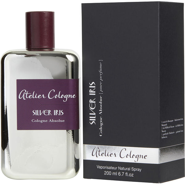 Silver Iris Cologne Absolue by Atelier Cologne