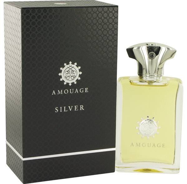 Amouage Silver Cologne for Men