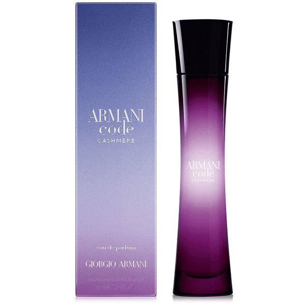 Armani Code Cashmere Perfume for Women