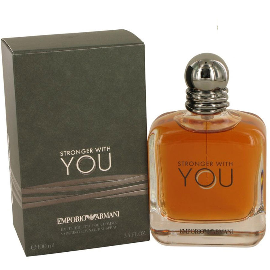 Emporio Armani Stronger With You Cologne for Men