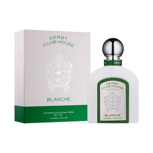 Armaf Derby Blanche White for Men