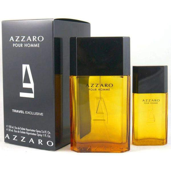 Azzaro Pour Homme Perfume Gift Set for Men