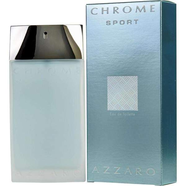 Azzaro Chrome Sport for Men Edt