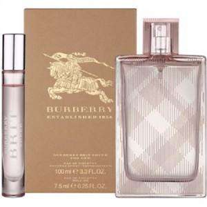 Burberry Brit Sheer Perfume Gift Set Online in Canada
