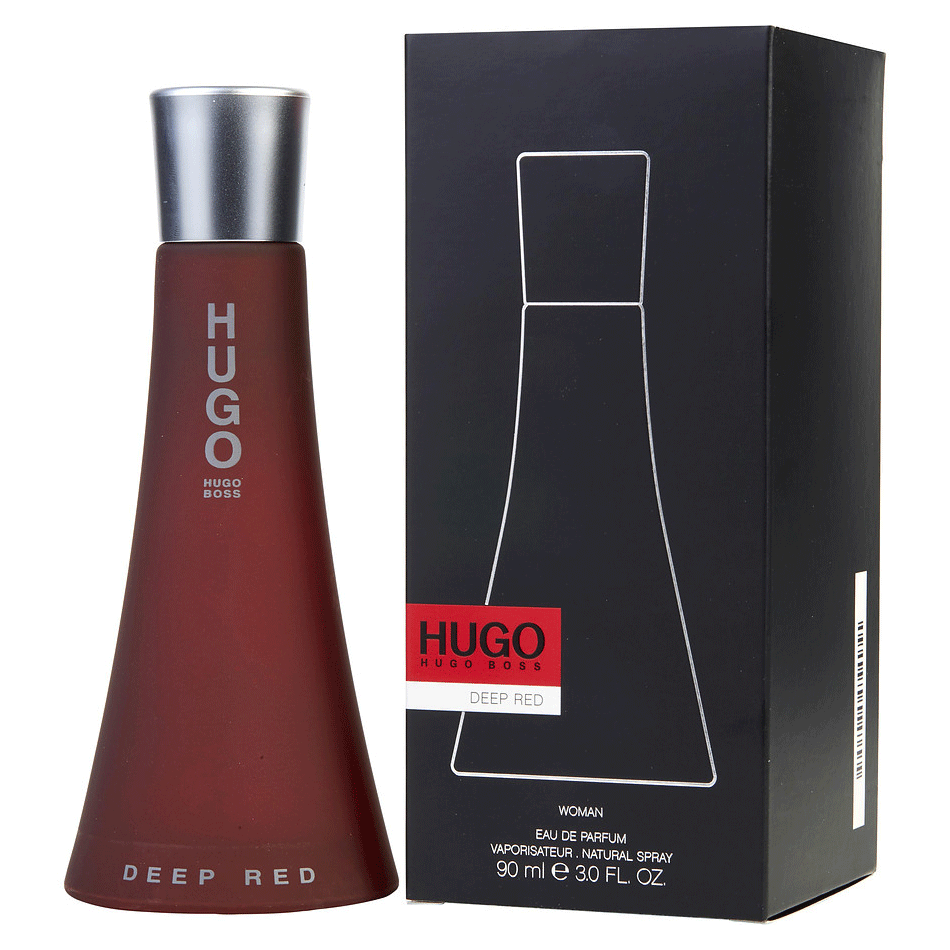 Hugo Boss Deep Red Perfume for Women