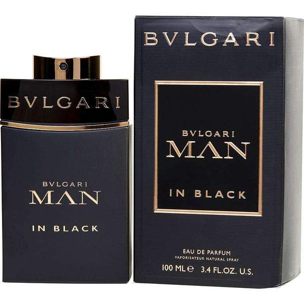 Bvlgari Man in Black Cologne Men