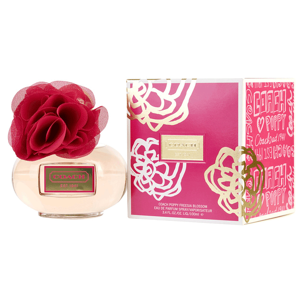 Buy coach perfumes and colognes online in canada at best prices coach poppy freesia blossom perfume for women by coach mightylinksfo