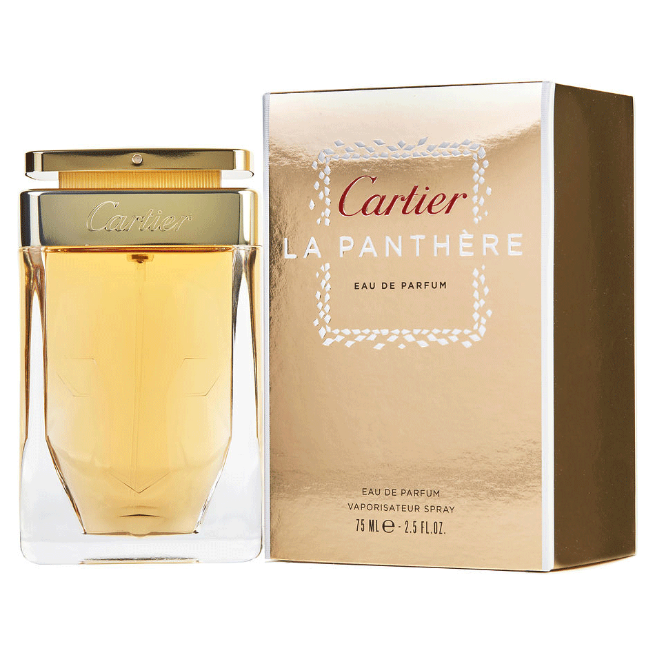 Cartier La Panthere Perfume for Women by Cartier