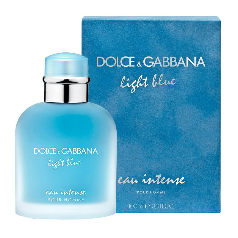 d8764c35ea9f D G Light Blue Intense Cologne for Men by Dolce   Gabbana in Canada –  Perfumeonline.ca