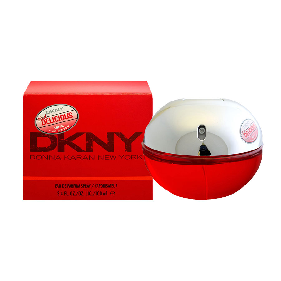 Dkny Be Delicious Red Perfume for Women