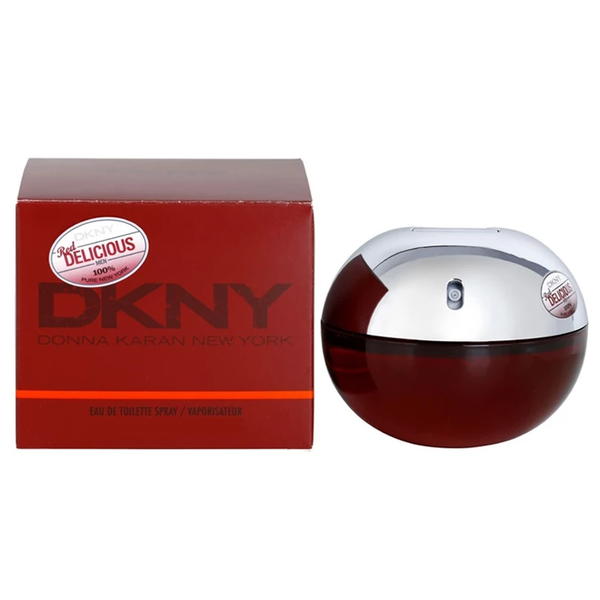 Dkny Be Delicious Red