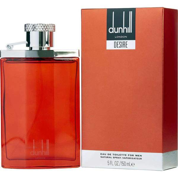 Desire Red edt men alfred dunhill