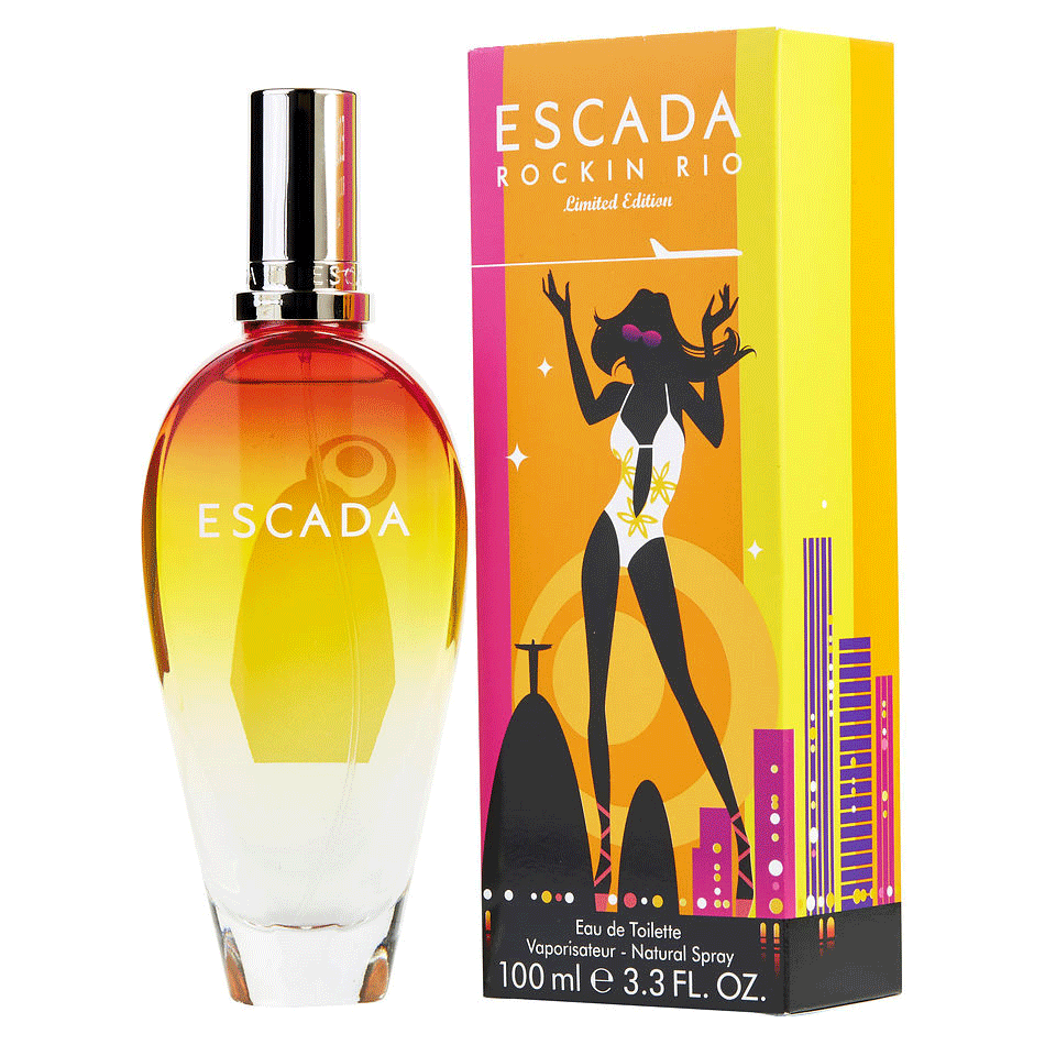 Escada Rock In Rio Perfume for Women