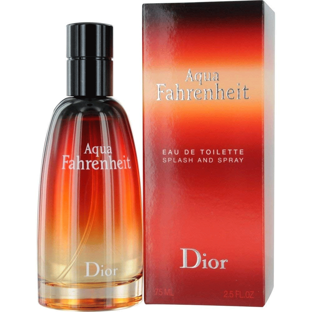 Dior Fahrenheit Aqua Cologne for Men by Christian Dior