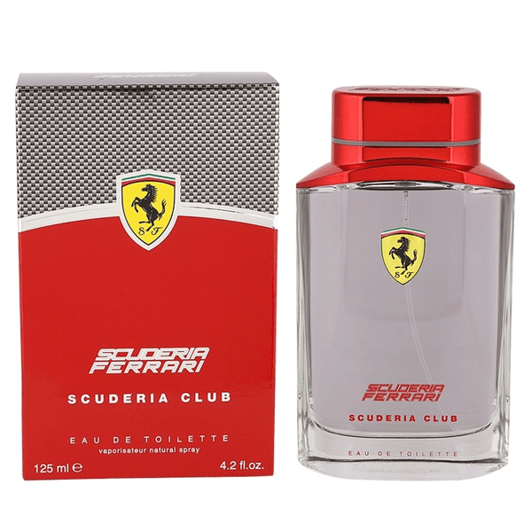 Ferrari Scuderia Club Cologne for Men