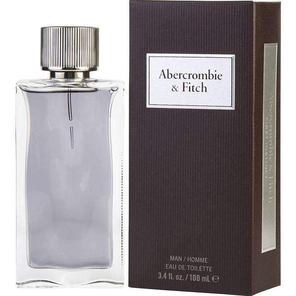 First instinct edt for men by abercombie and fitch