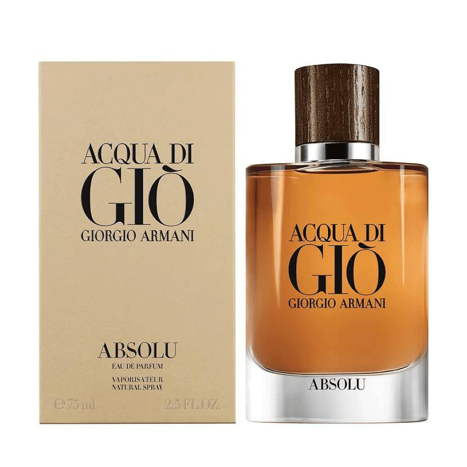 e8bf838dba Acqua Di Gio Absolu Cologne for Men by Giorgio Armani in Canada –  Perfumeonline.ca