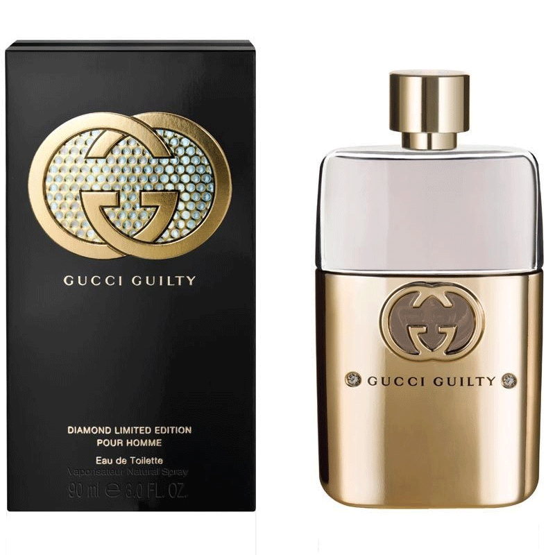 Gucci Guilty Diamond Cologne for Men