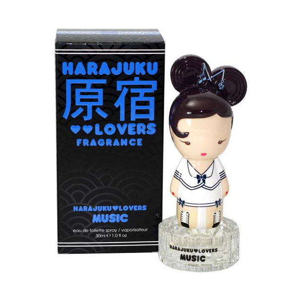 Harajuku Music Perfume for Women by Gwen Stefani