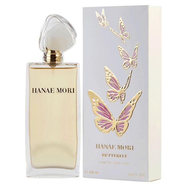 Butterfly Perfume by Hanae Mori for Women