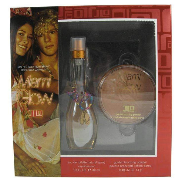 Jennifer Lopez Miami Glow Gift Set