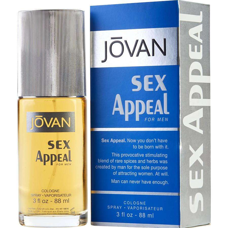 jovan sex appeal in Denton