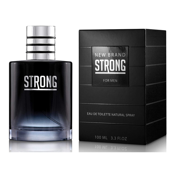 New Brand Strong