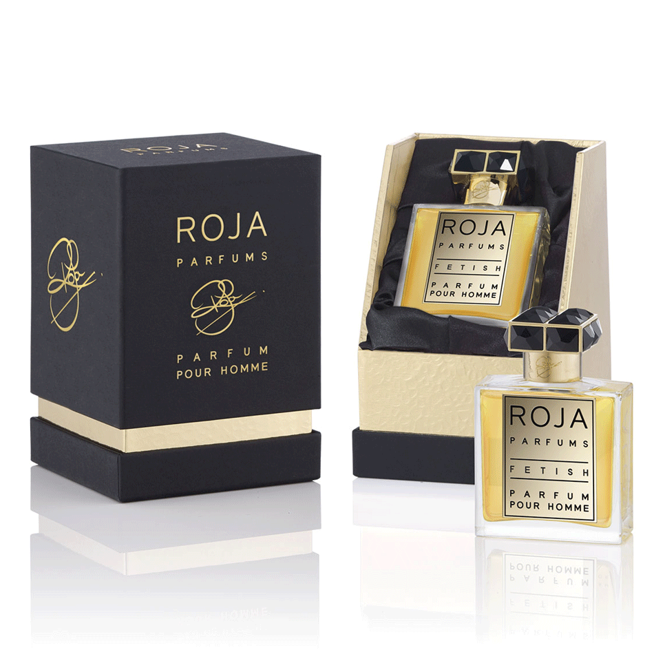 Roja Fetish Parfum Pour Homme Cologne for Men