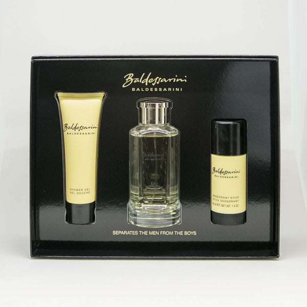 Baldessarini 3Pc 75Ml Edc + 50Ml Sg + 40Ml Deo