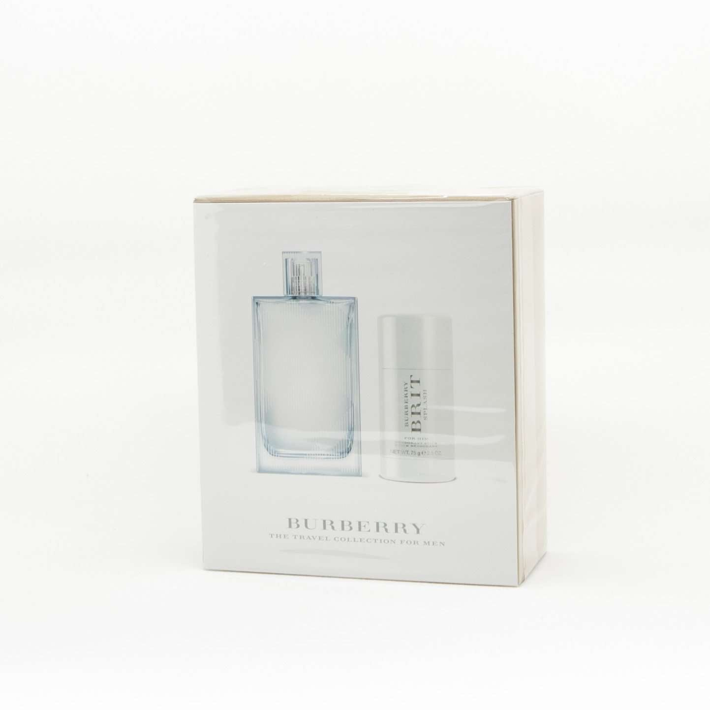 Burberry Brit Splash Perfume Gift Set for Men