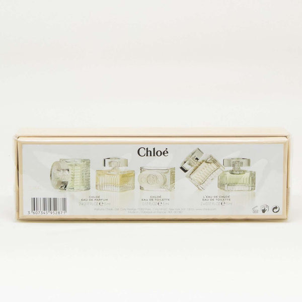 Coffret Mini Chloe Parfum De Roses Perfume Git Set for Women