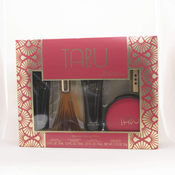 Tabu By Dana Gift Set Women