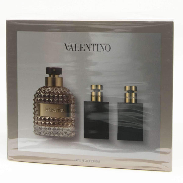 Valentino Uomo Gift Set Men