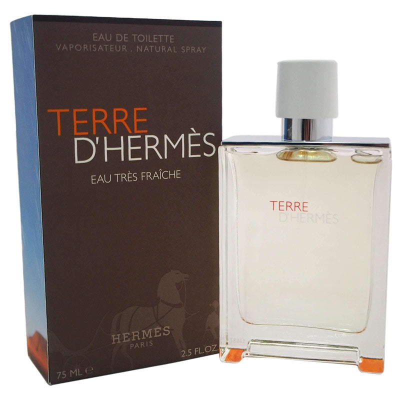 Terre D'Hermes Fraiche Cologne for Men