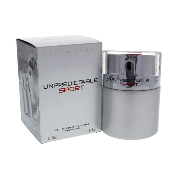 Unpredictable Sport Cologne by Glenn Perri for Men
