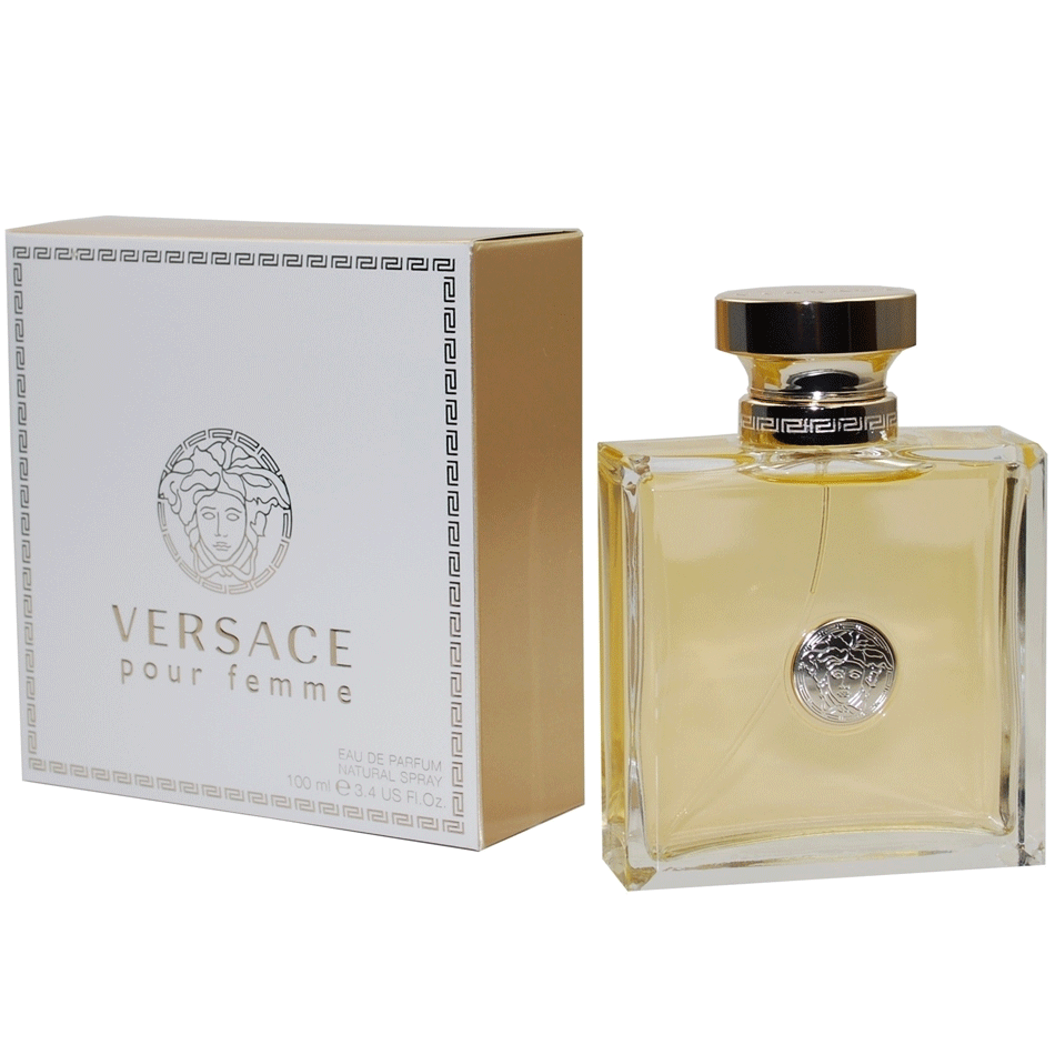 Versace Pour Femme Perfume In Canada Stating From Cad 6595