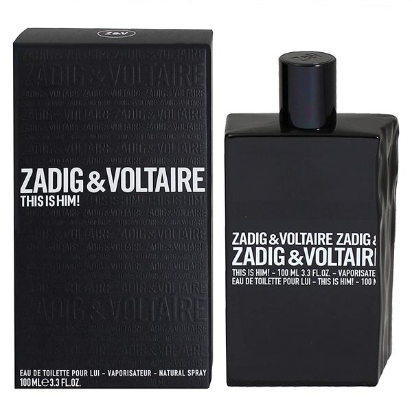 Zadig & Voltaire This Is Him Pour Lui