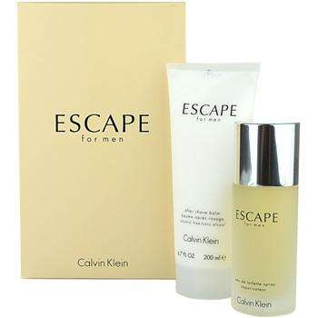 Ck Escape Perfume Gift Set for Men by Calvin Klein