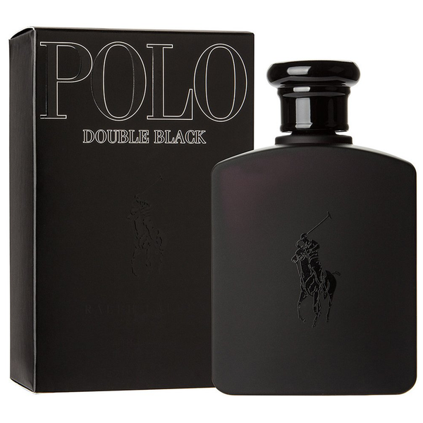 Polo Double Black Ralph Lauren