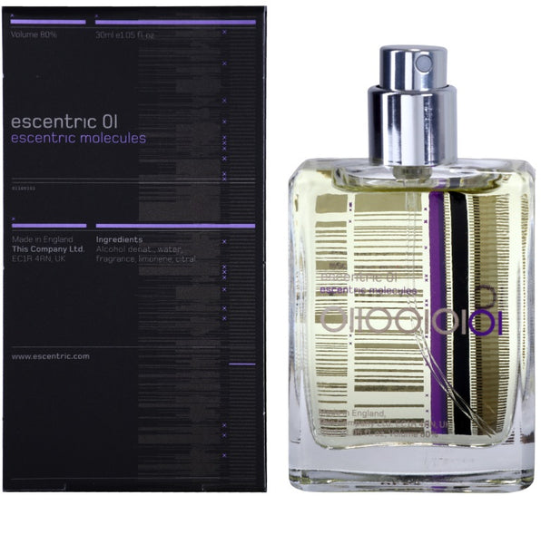 Escentric 01 Cologne for Men by Escentric Molecules
