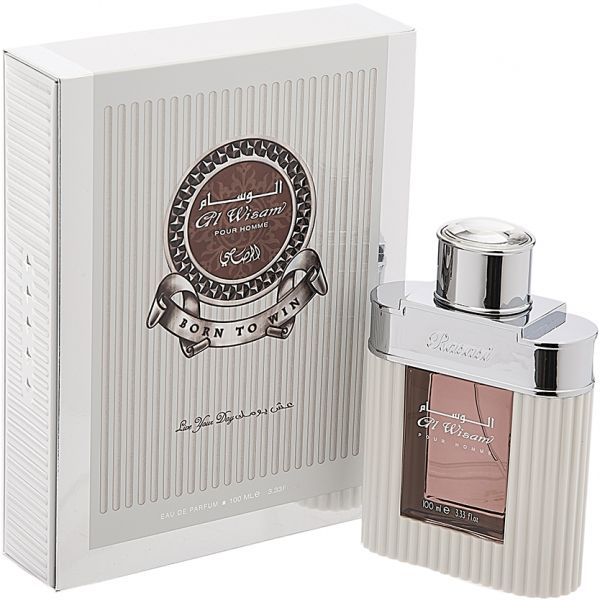 Rasasi Al Wisam Day/White for Men