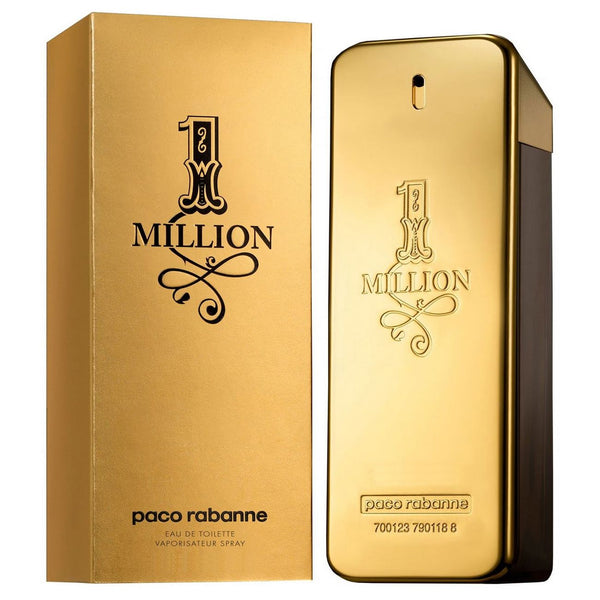 One Million cologne