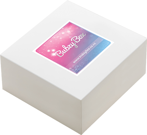 Month by Month Bubzy Box Gift Box