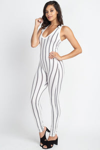 Maya Bodycon Jumpsuit (MORE COLORS AVAILABLE)
