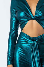 Load image into Gallery viewer, Mila Emerald Jumpsuit